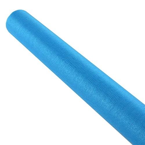 Органза голубая 70см