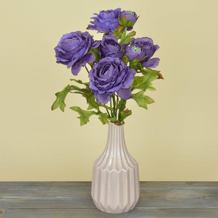 Букет камелия фиолетовая