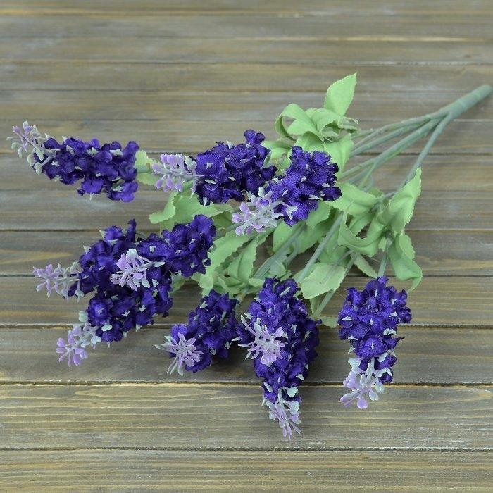 Букет лаванда фиолетовая