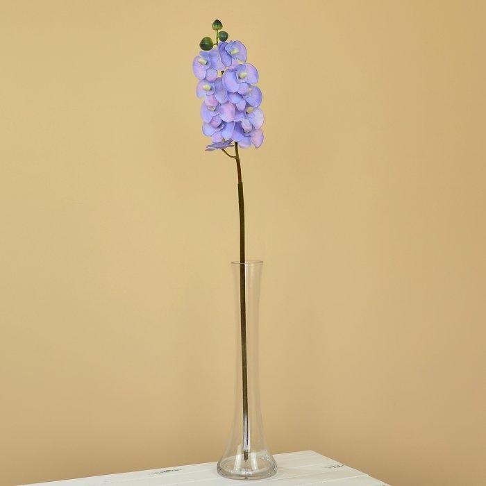 Ветка орхидея мелкая сиреневая